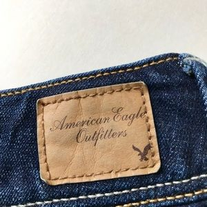 American Eagle Outfitters Jeans - 🛍 Price Is Firm - American Eagle Dark Blue Jeans